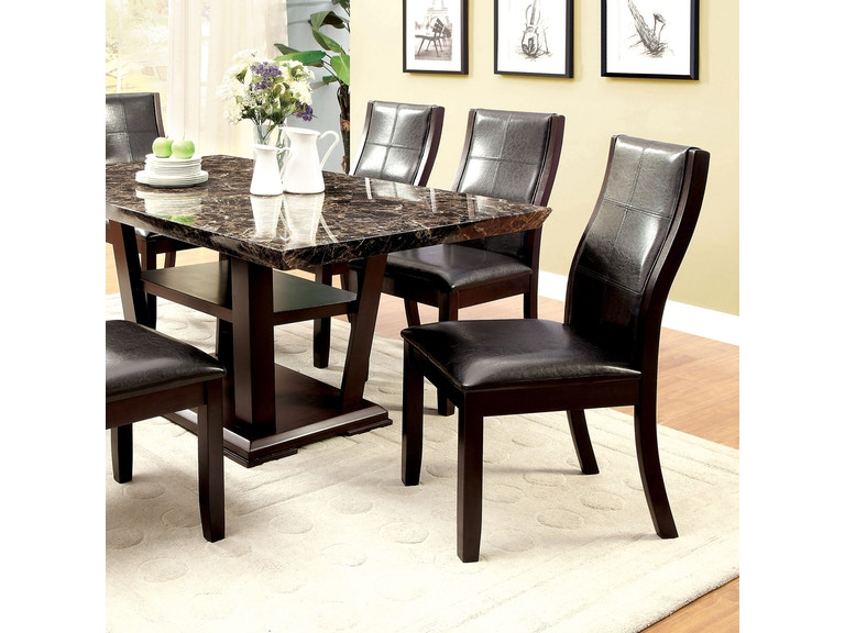 Furniture Of America Dining Table CM3933T TABLE