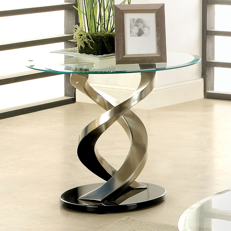 Furniture Of America End Table Cm4729e