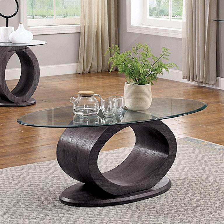 Furniture Of America Living Room Coffee Table Cm4825gy C Pk Anna S Home Furnishings Lynnwood
