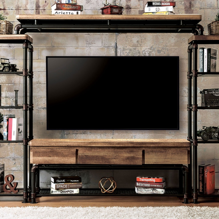 Furniture Of America Home Entertainment 60 Tv Stand Cm5913