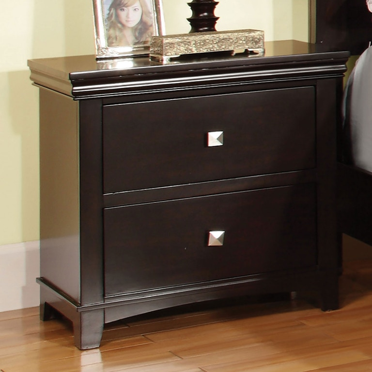Furniture Of America Bedroom Night Stand CM7113EX-N