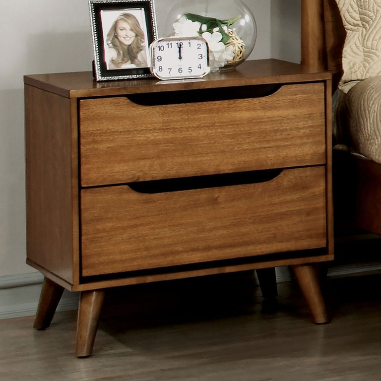 All American Furniture El Paso: Furniture Of America Youth Night Stand CM7386A-N