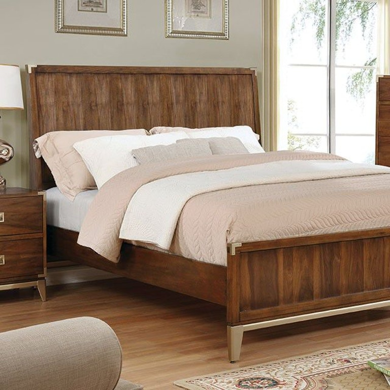 Furniture of America Bedroom Armoire, Oak CM7559AR-SET ...