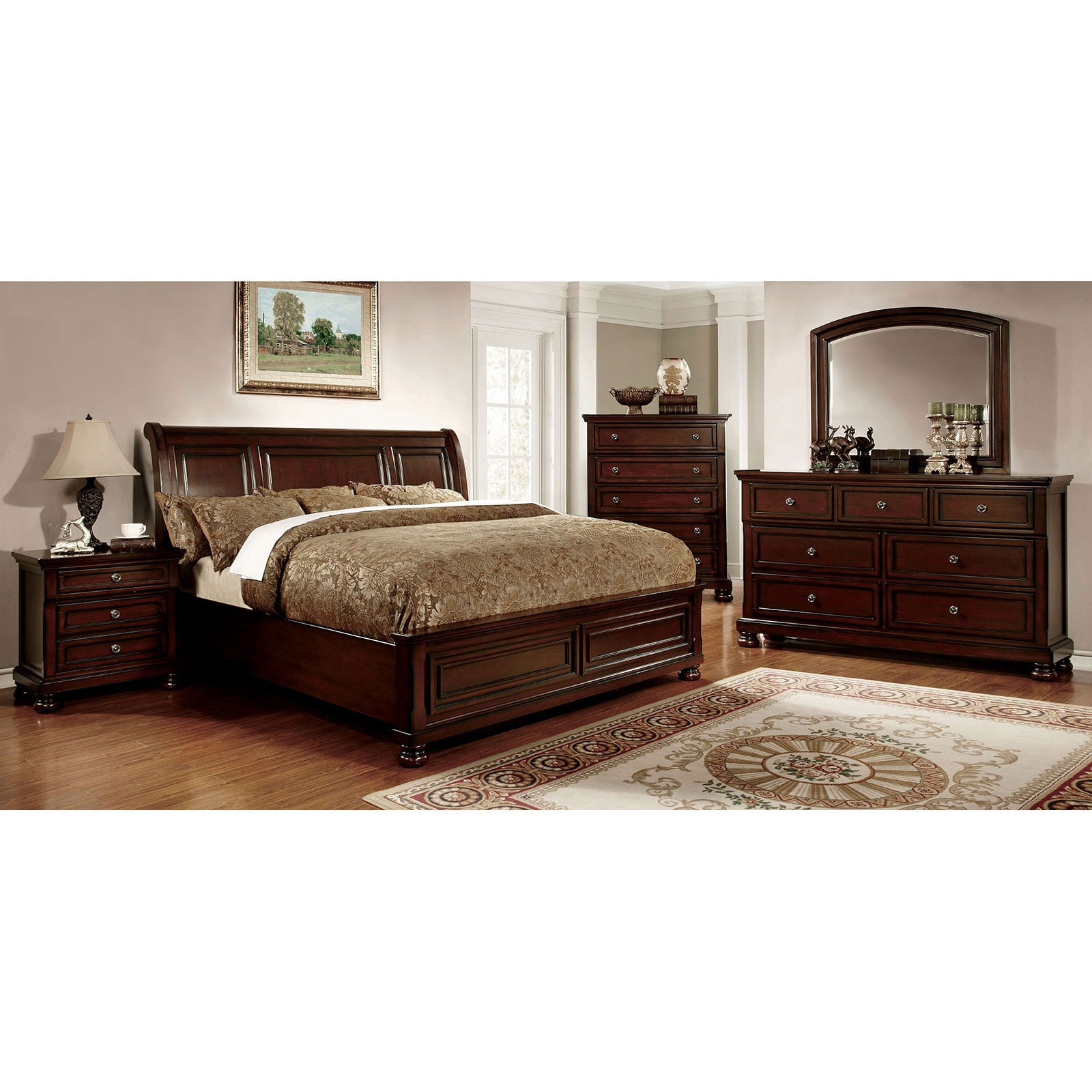 Furniture Of America Night Stand CM7682N