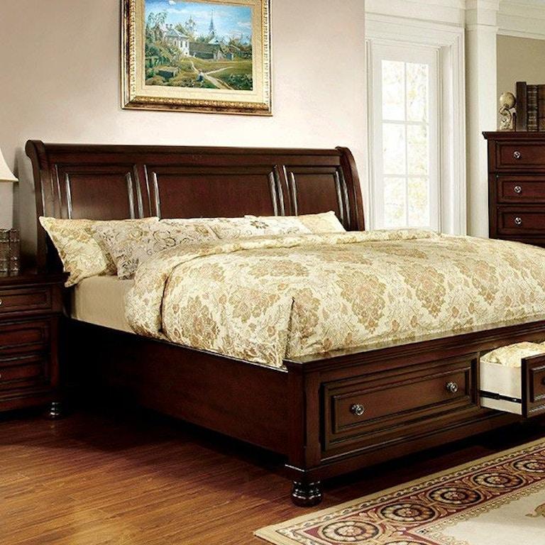 Furniture Of America Bedroom Queen Bed CM7683Q-BED