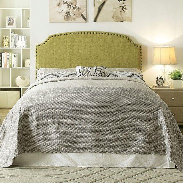 compatible furniture. furniture of america queen (full compatible) headboard, green cm7880gr-hb-fq compatible b