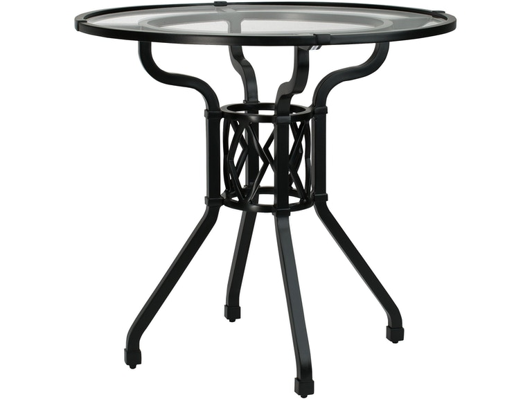 OutdoorPatio Inch Round Dining Table By Brown Jordan - 30 inch round outdoor table