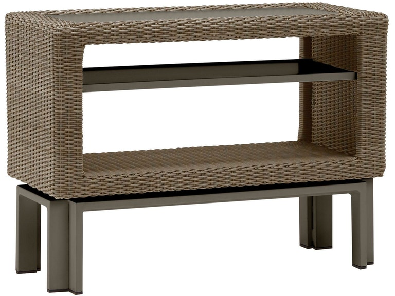 15 X 35 Inch Rectangular Console Table By Brown Jordan 5061 1535 Sd
