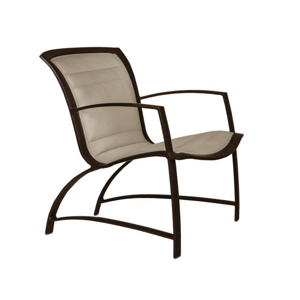 Padded Lounge Chair By Brown Jordan 5320 5000