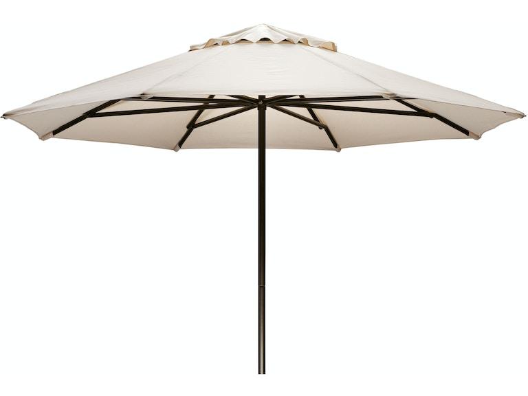 Outdoor Patio 9 Ft Powdercoat Aluminum Commercial Market Umbrella