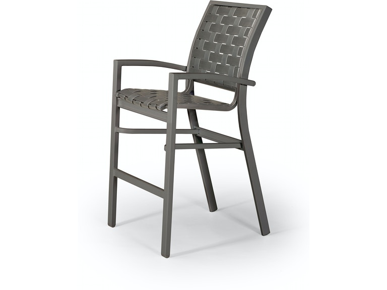 Admirable Outdoor Patio Stackable Cross Strap Bar Height Cafe Chair By Ibusinesslaw Wood Chair Design Ideas Ibusinesslaworg