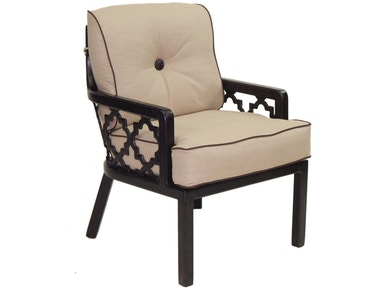2906T Cushioned Dining Chair By Castelle Belle Epoque