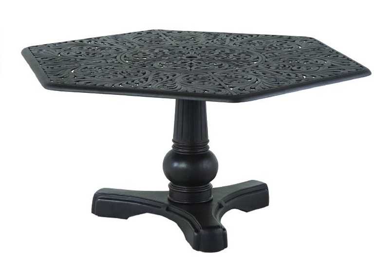 Hexagonal Dining Table By Hanamint 020067