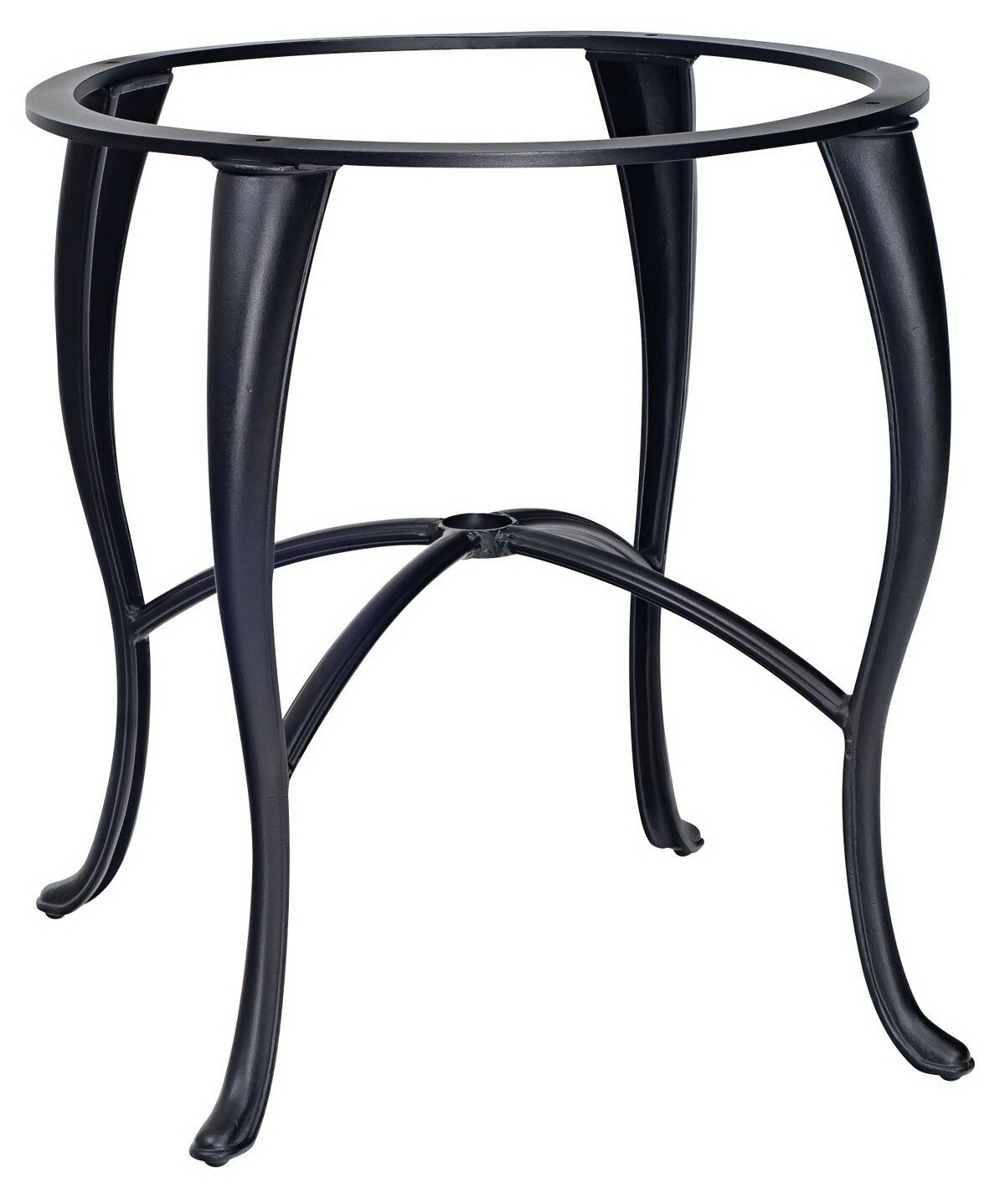 Charmant Woodard Table Bases   Cabriole Counter Height Base By Woodard 2G5500 Call  For Prices   888.643.6003