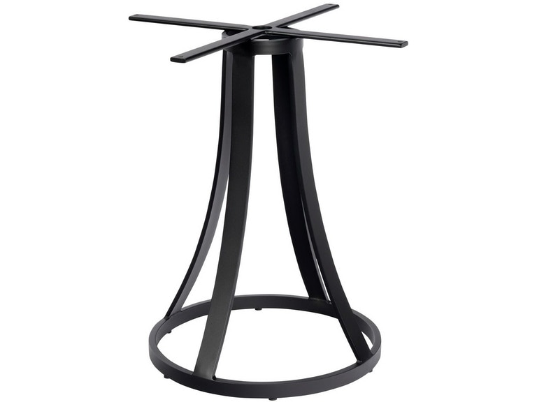 Mainstreet Bar Height Table Base By Woodard 5y5500