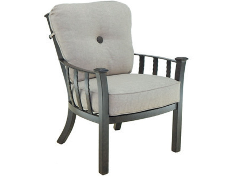 Santa Fe Cushioned Dining Chair By Castelle 1406t Call For Prices 888 643 6003