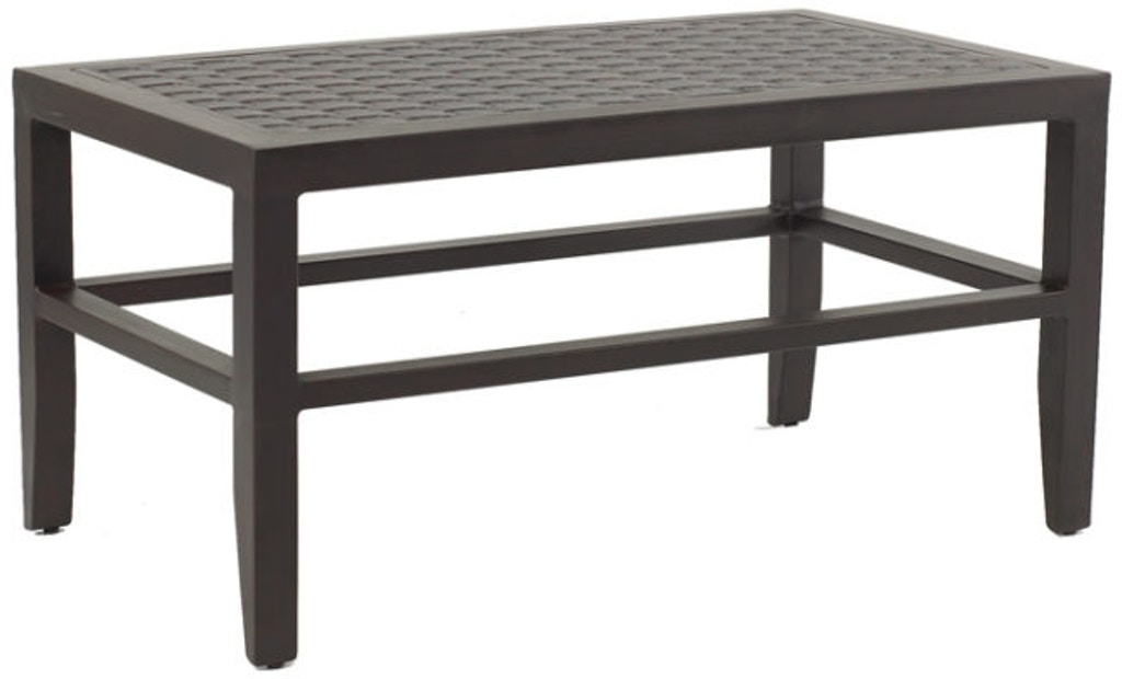 18 X34 Small Rectangular Coffee Table By Castelle