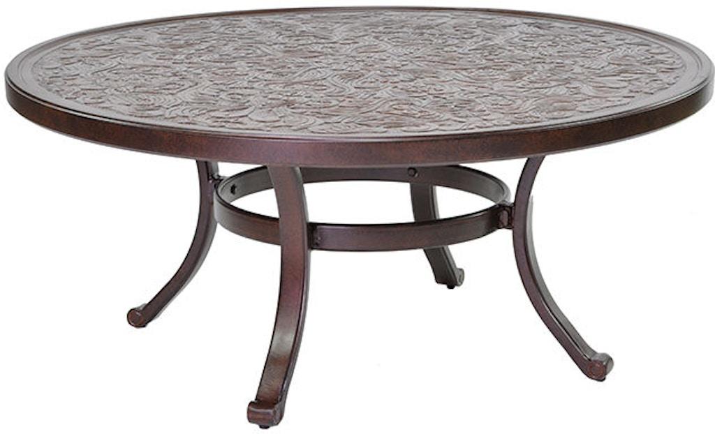 Round Coffee Table Vintage 8