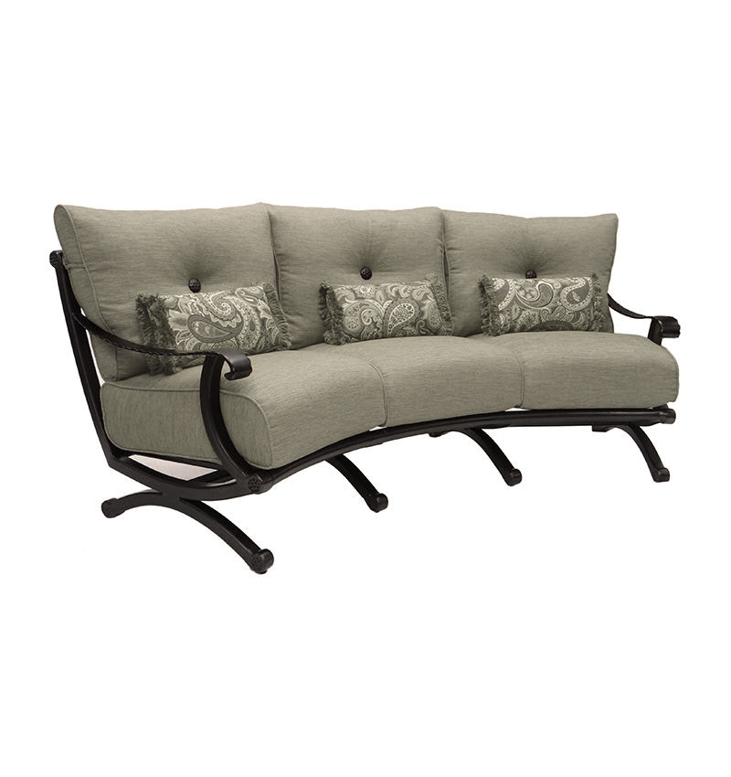 Crescent Sofa By Castelle 2844T