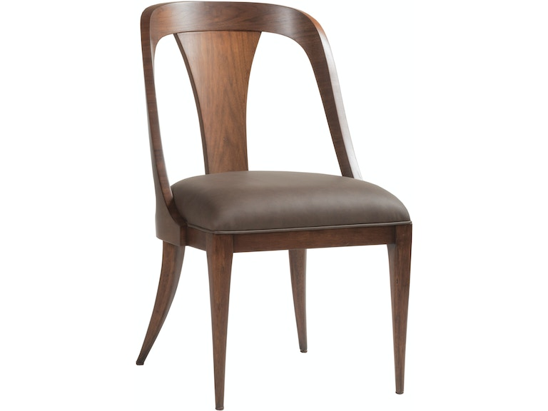 Tremendous Artistica Home Dining Room Beale Low Back Side Chair 2104 Beatyapartments Chair Design Images Beatyapartmentscom