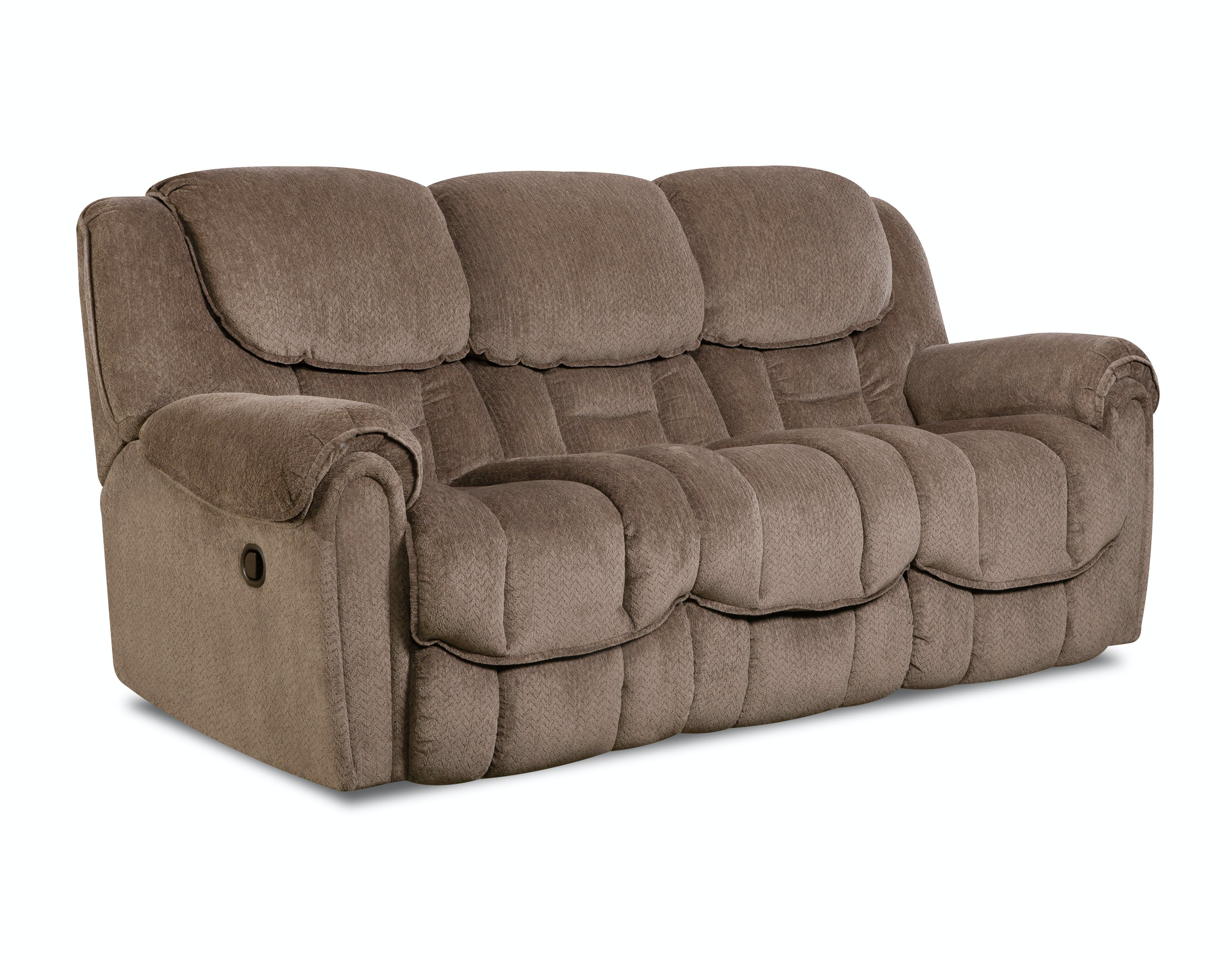 Picture of: Homestretch Living Room Double Reclining Sofa 122 30 17 B F Myers Furniture Nashville Tn