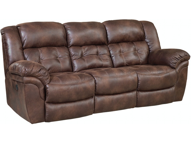 Living Room Double Reclining Sofa 129