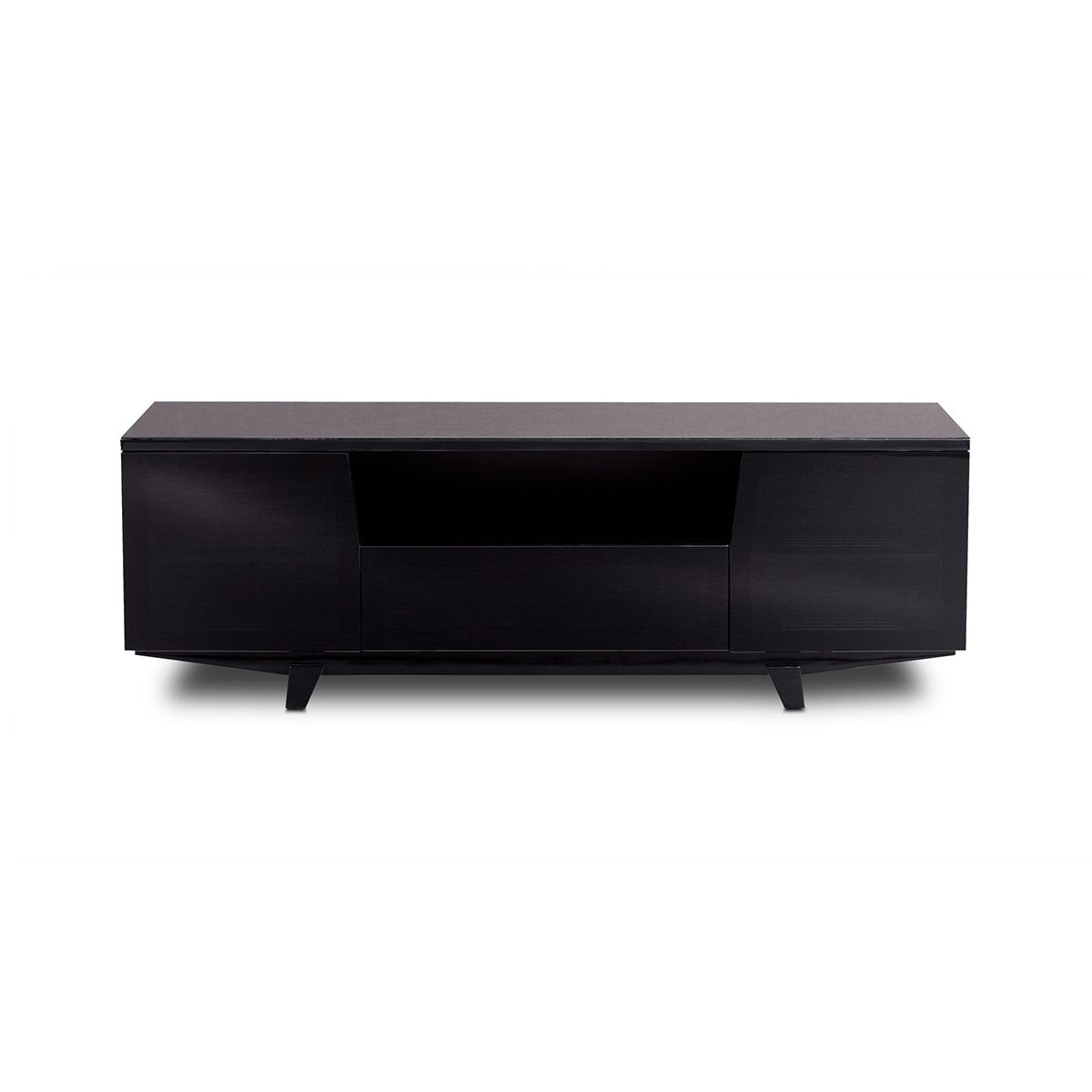 BDI Home Entertainment Marina 8729 2 Media Cabinet 8729 2 B At Hamilton  Sofa U0026 Leather Gallery