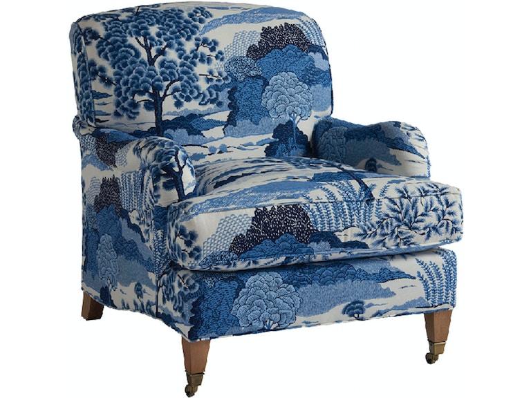 Barclay Butera By Lexington Living Room Sydney Chair 5110 11bcc