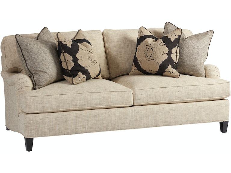 Barclay Butera by Lexington Living Room Grady Apartment Sofa