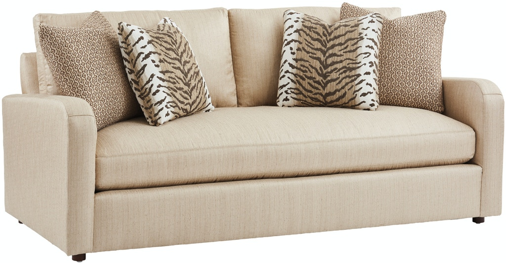 Barclay Butera By Lexington Living Room Grant Apartment Sofa 5253 31 Kalin Home Furnishings