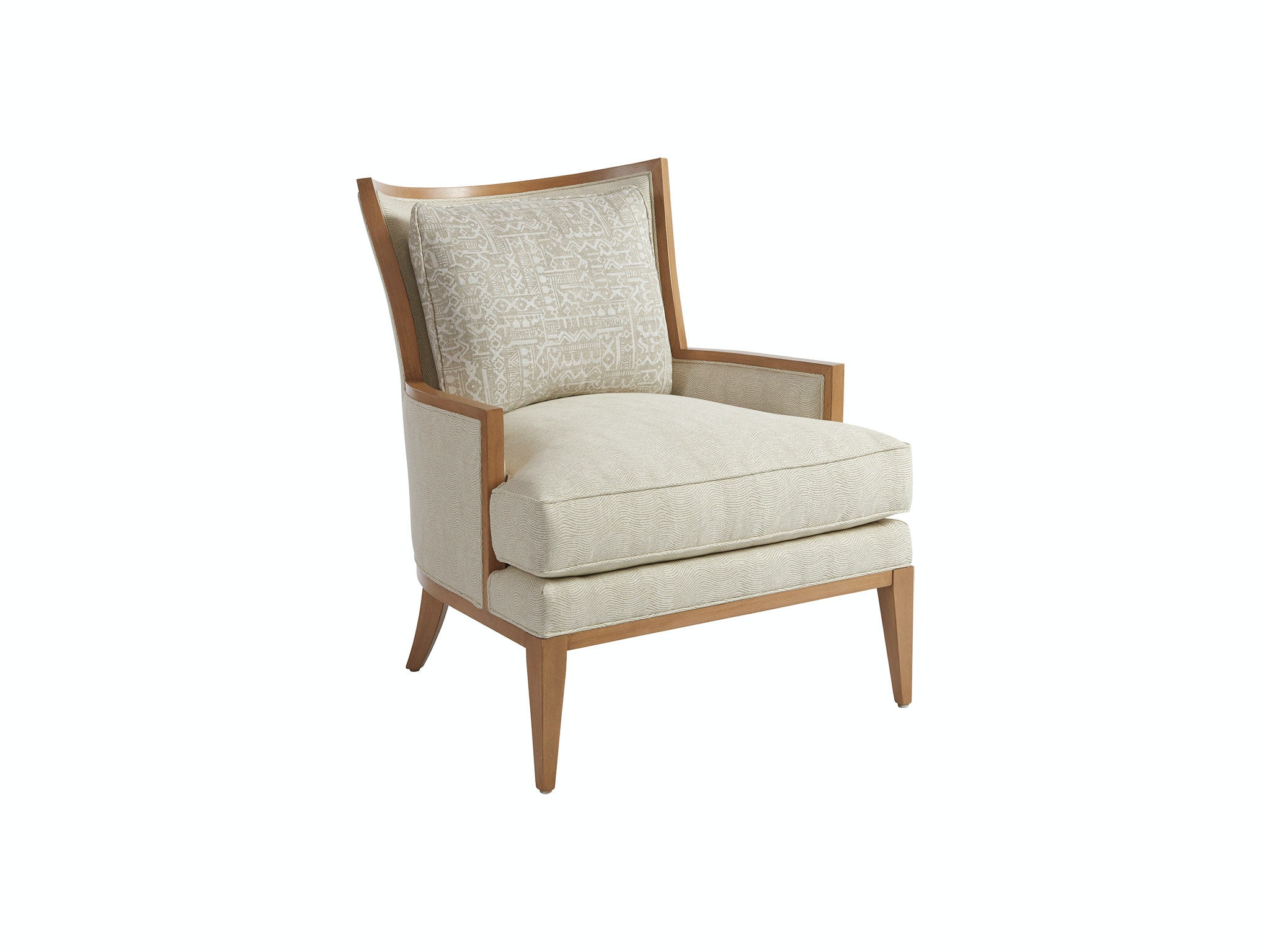 Incroyable Barclay Butera By Lexington Atwood Chair 5340 11