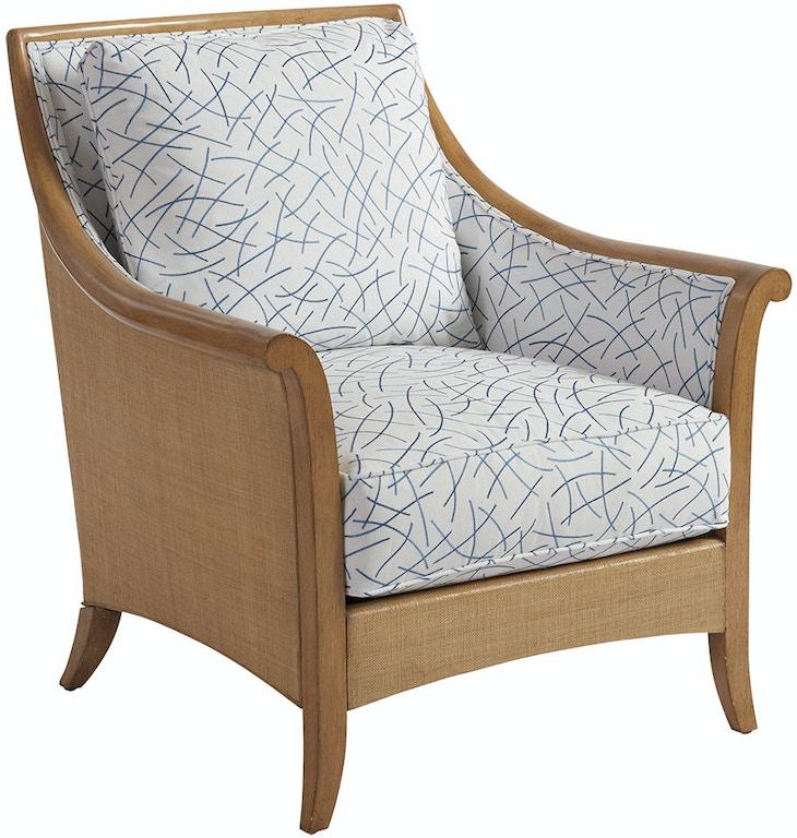 Barclay Butera By Lexington Living Room Nantucket Chair