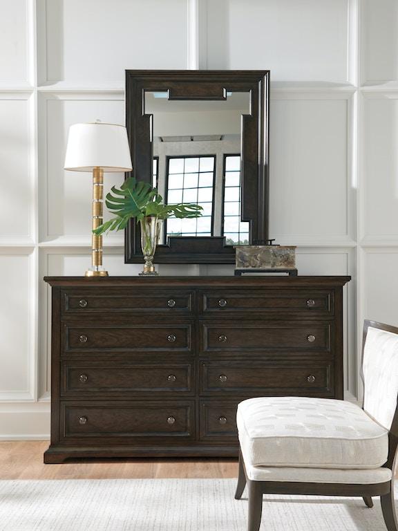 Barclay Butera By Lexington Highwood Rectangular Mirror 915 205