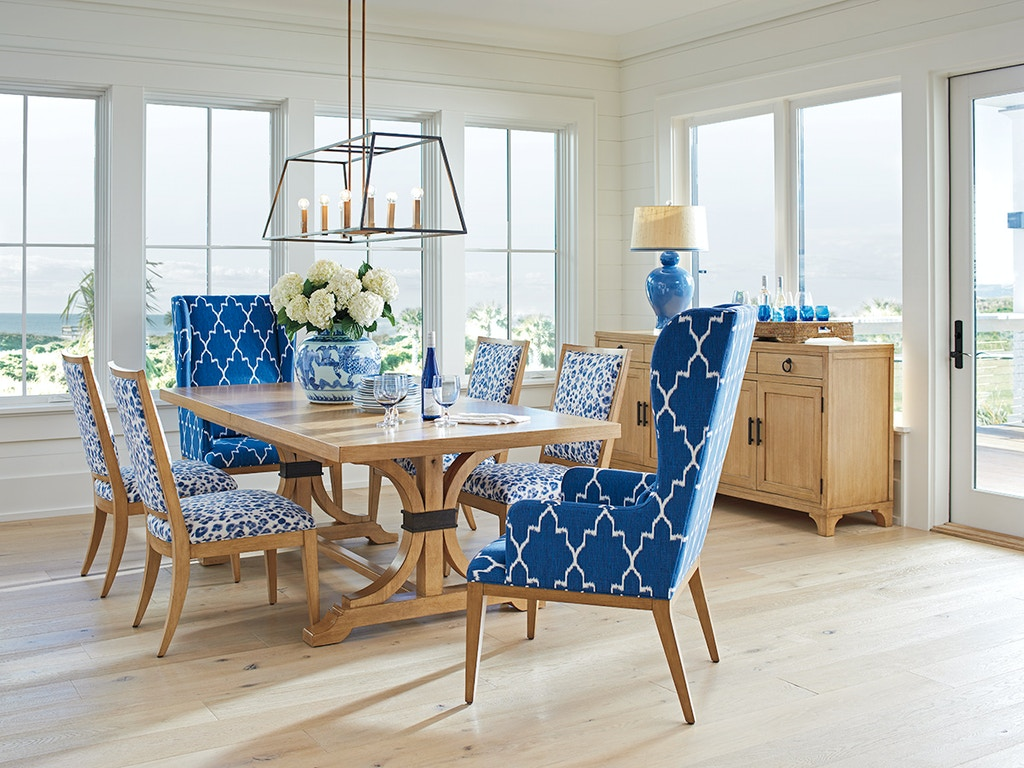 Barclay Butera By Lexington Dining Room Oceanfront