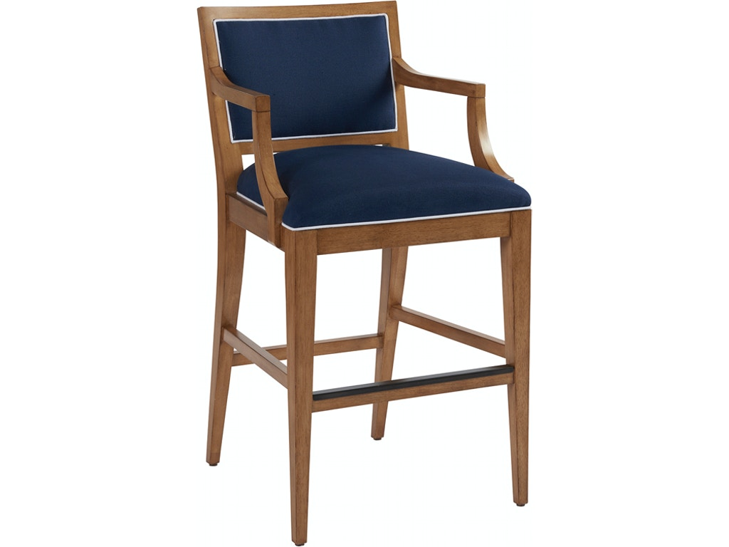 Barclay Butera By Lexington Dining Room Eastbluff Bar Stool