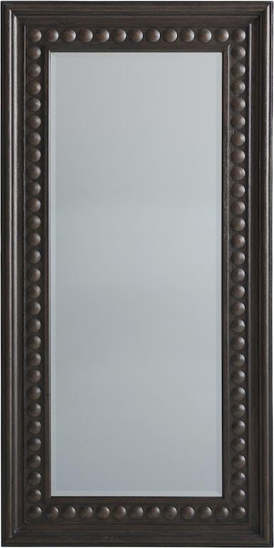 Barclay Butera by Lexington Accessories Carbon Floor Mirror