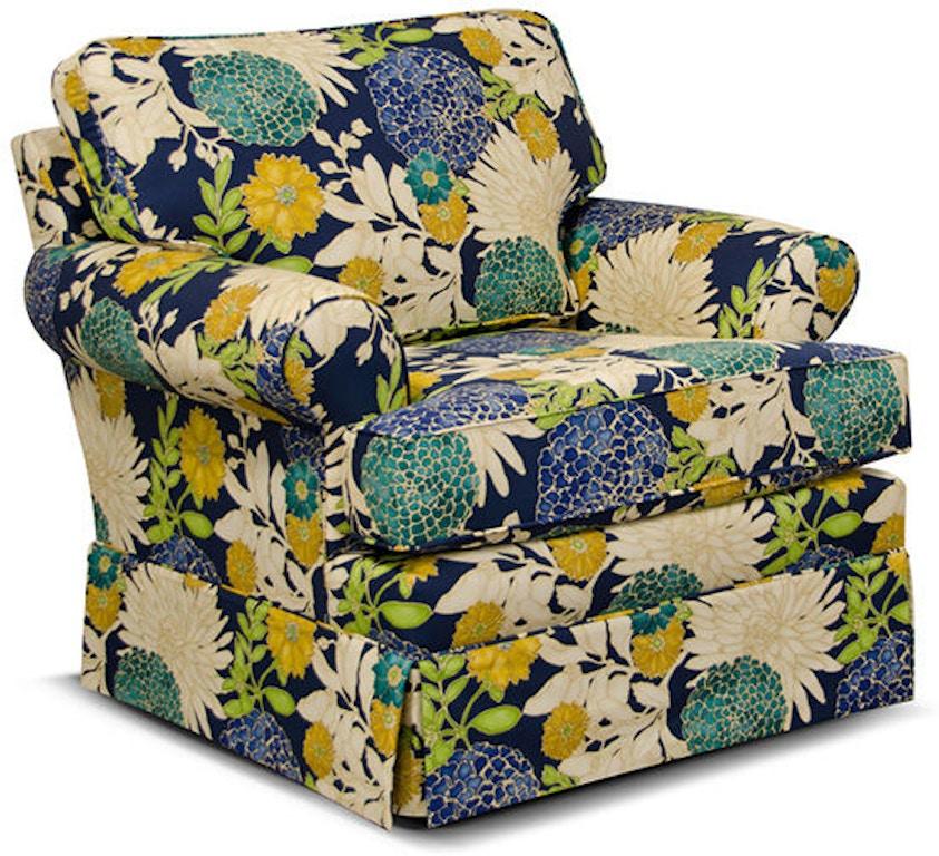 Alexvale Living Room Swivel Gliding Chair V530 71
