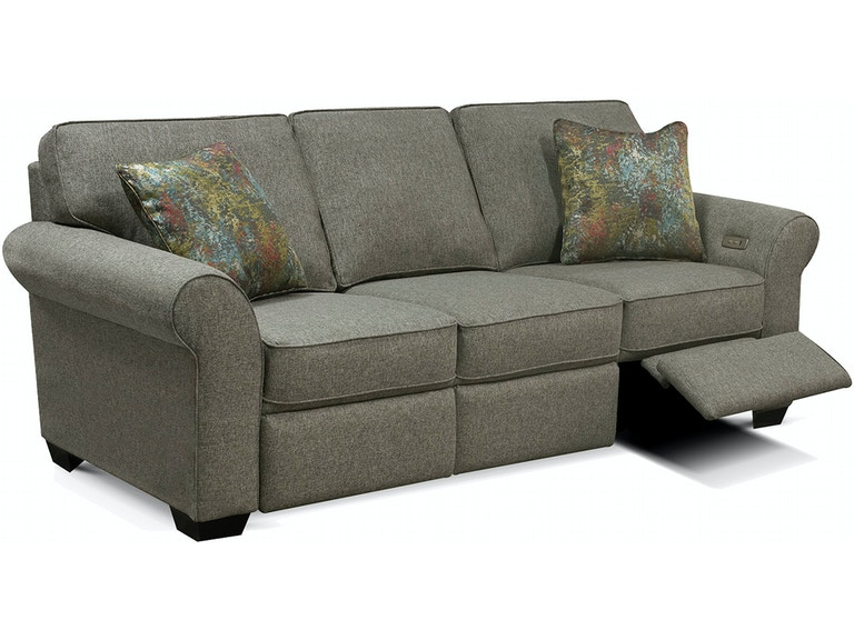Alexvale Living Room Sofa With Power Ottoman Vh  At Skaff Furniture Carpet One Floor Home