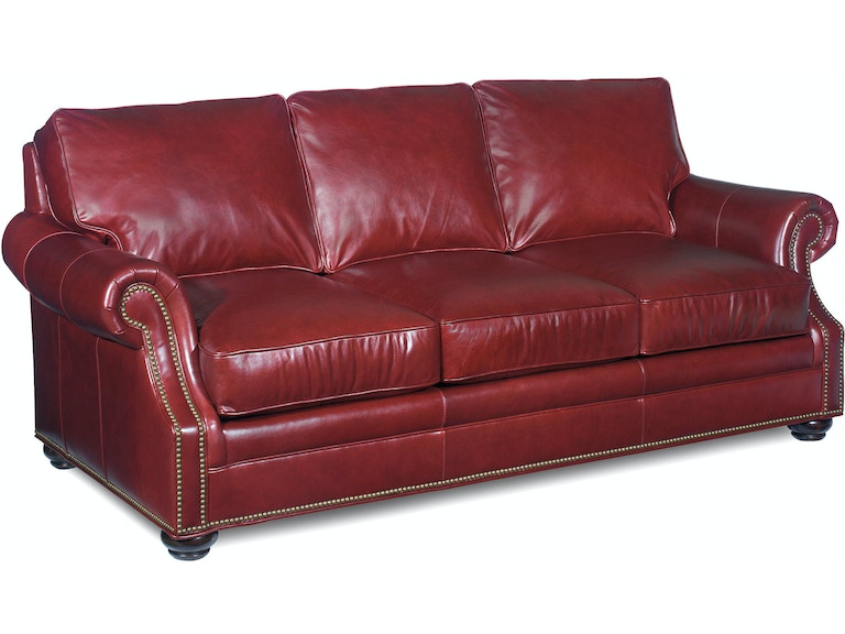 Bradington Young Warner Stationary Sofa 8 Way Tie 220 95