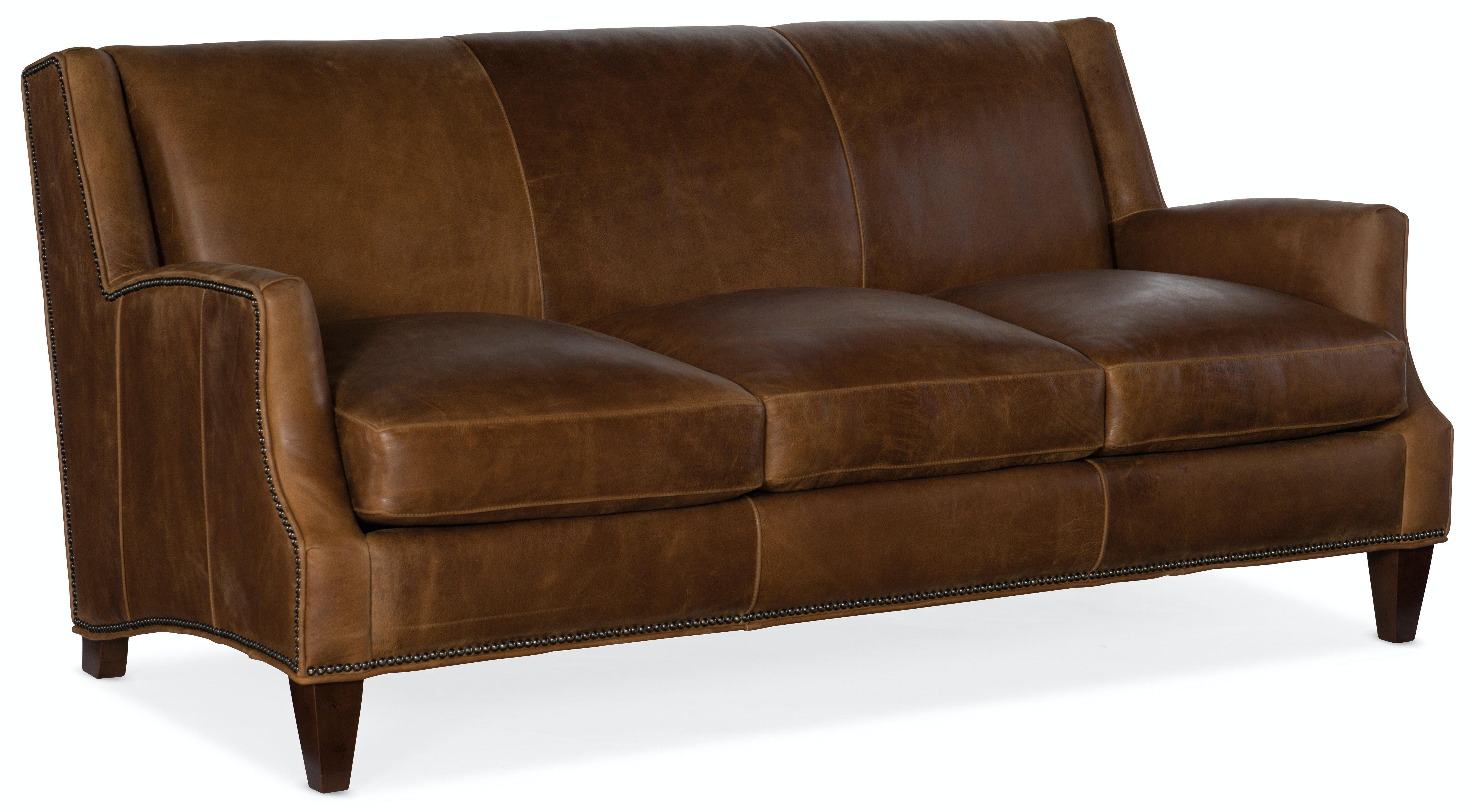 Bradington Young Living Room Kane Stationary Sofa 8 Way Tie 413 95
