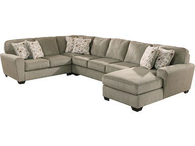 Ashley Living Room Sectionals - Ben Theme - Charlotte, NC