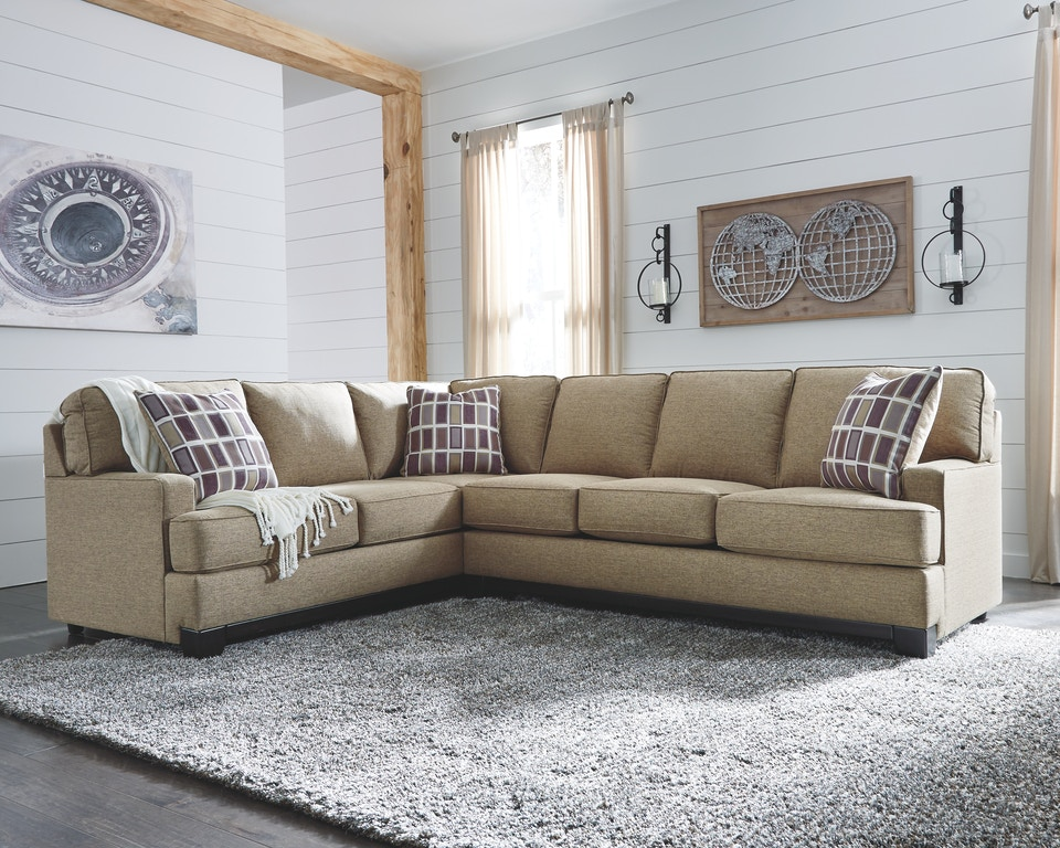 Benchcraft Larkhaven 2 Piece Sectional 81902s1