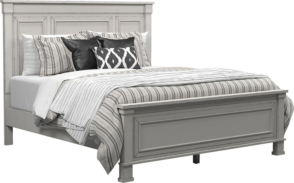 Millennium Bedroom Jennily California King Panel Bed B642b5