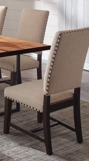 Scott Living Dining Room Parson Chair Pack Qty 2 102820 Fiore