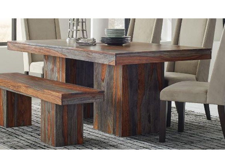 Scott Living Dining Room Table 107481 At EMW Carpets Furniture