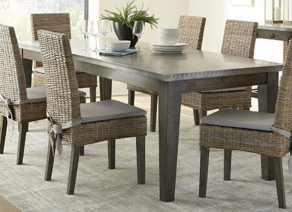 Excellent Scott Living Dining Room Dining Table 107941 China Towne Interior Design Ideas Inesswwsoteloinfo