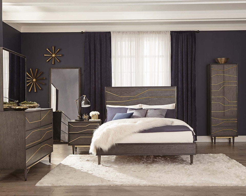 Scott Living Bedroom Dresser 207013 - B.F. Myers Furniture ...