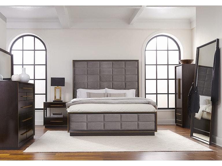 Scott Living Bedroom Eastern King Bed 215711KE - Furniture ...