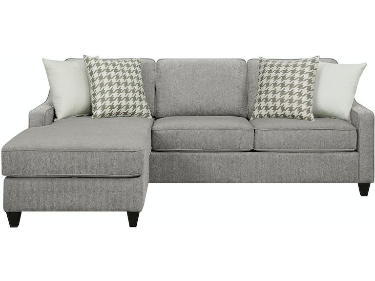 Scott Living Living Room Sectional 501697 - The Furniture House of ...