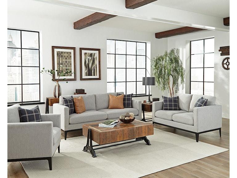 Scott Living Room Sofa 508481 At Furniture Plus Inc